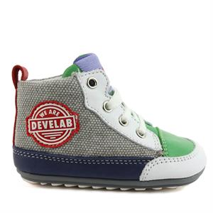 Develab Boys Firststep Mid Cut Laces 41825-810