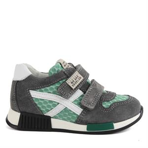 Develab Boys Low Cut Sneaker 2Velcro 41791-523