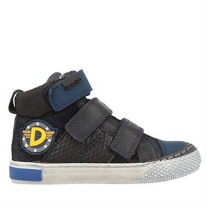 Develab Boys Mid Cut Shoe 3 Velcro 41181-633