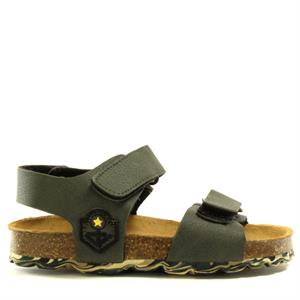 Develab Boys Sandal Camo Patch 48163-558