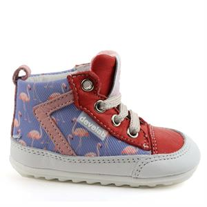Develab Girls Firststep Mid Cut Laces 41712-659