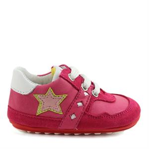 Develab Girls Firststep Mid Cut Laces 41714-463