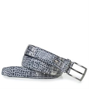 Floris van Bommel Floris Belts Black Croco 75203/03