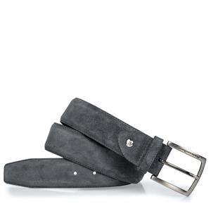 Floris van Bommel Floris Belts Black Suede 75202/96