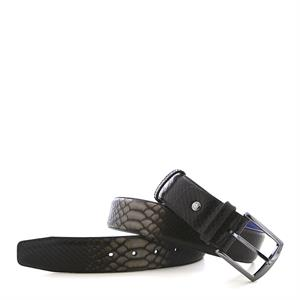 Floris van Bommel Floris Belts Brown Snake 75167/00