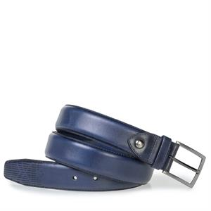 Floris van Bommel Floris Belts DarkBlue Calf 75214/01
