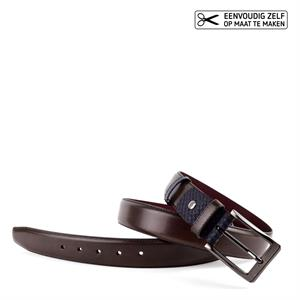 Floris van Bommel Floris Belts DarkBrown Calf 75160/02