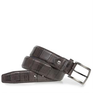 Floris van Bommel Floris Belts DarkBrown Print 75202/04