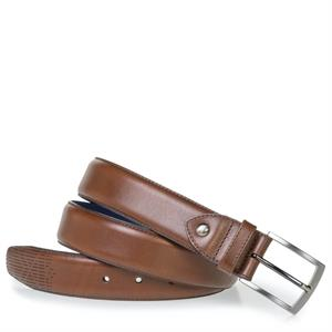 Floris van Bommel Floris Belts DarkCognac Calf 75214/00
