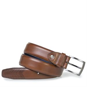 Floris van Bommel Floris Belts DarkCognac Calf 75216/00