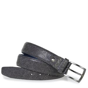 Floris van Bommel Floris Belts Grey Print 75200/92
