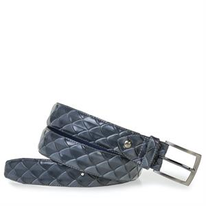 Floris van Bommel Floris Belts Grey Print 75201/64