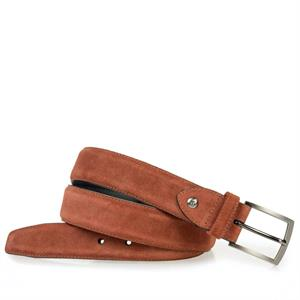 Floris van Bommel Floris Belts Orange Suede 75200/45