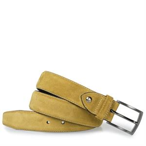 Floris van Bommel Floris Belts Yellow Suede 75201/95