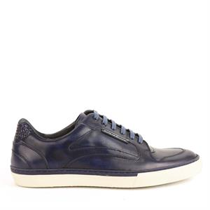 Floris van Bommel Floris Casual DarkBlue Calf 14279/20
