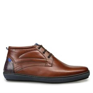 Floris van Bommel Floris Casual DarkCognac Calf 10074/03