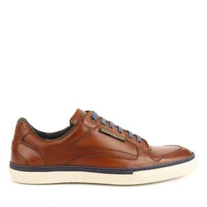 Floris van Bommel Floris Casual DarkCognac Calf 14279/19