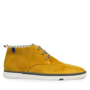 Floris van Bommel Floris Casual Yellow Suede 10502/05