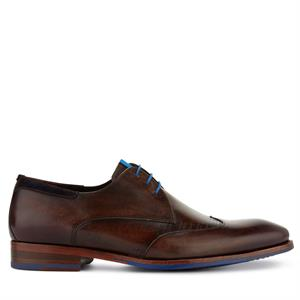 Floris van Bommel Floris Dressed DarkBrown Calf 14029/02