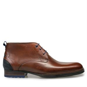 Floris van Bommel Floris Dressed DarkCognac Calf 10947/08