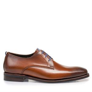Floris van Bommel Floris Dressed DarkCognac Calf 18084/00
