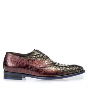 Floris van Bommel Floris Premium Red Croco 18167/07