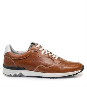 Floris van Bommel Floris Sport Cognac Leather 16238/08