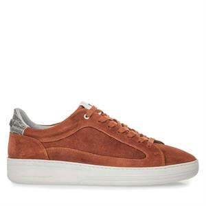 Floris van Bommel Floris Sport Orange Suede 13265/03
