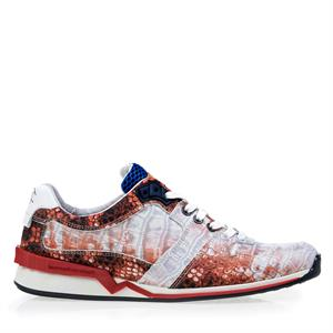 Floris van Bommel Floris Sport Red Croco 16280/13
