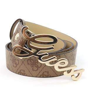 Guess digital belt
