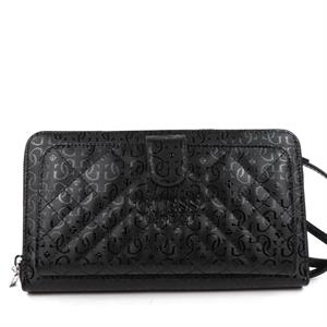 Guess travel wallet que