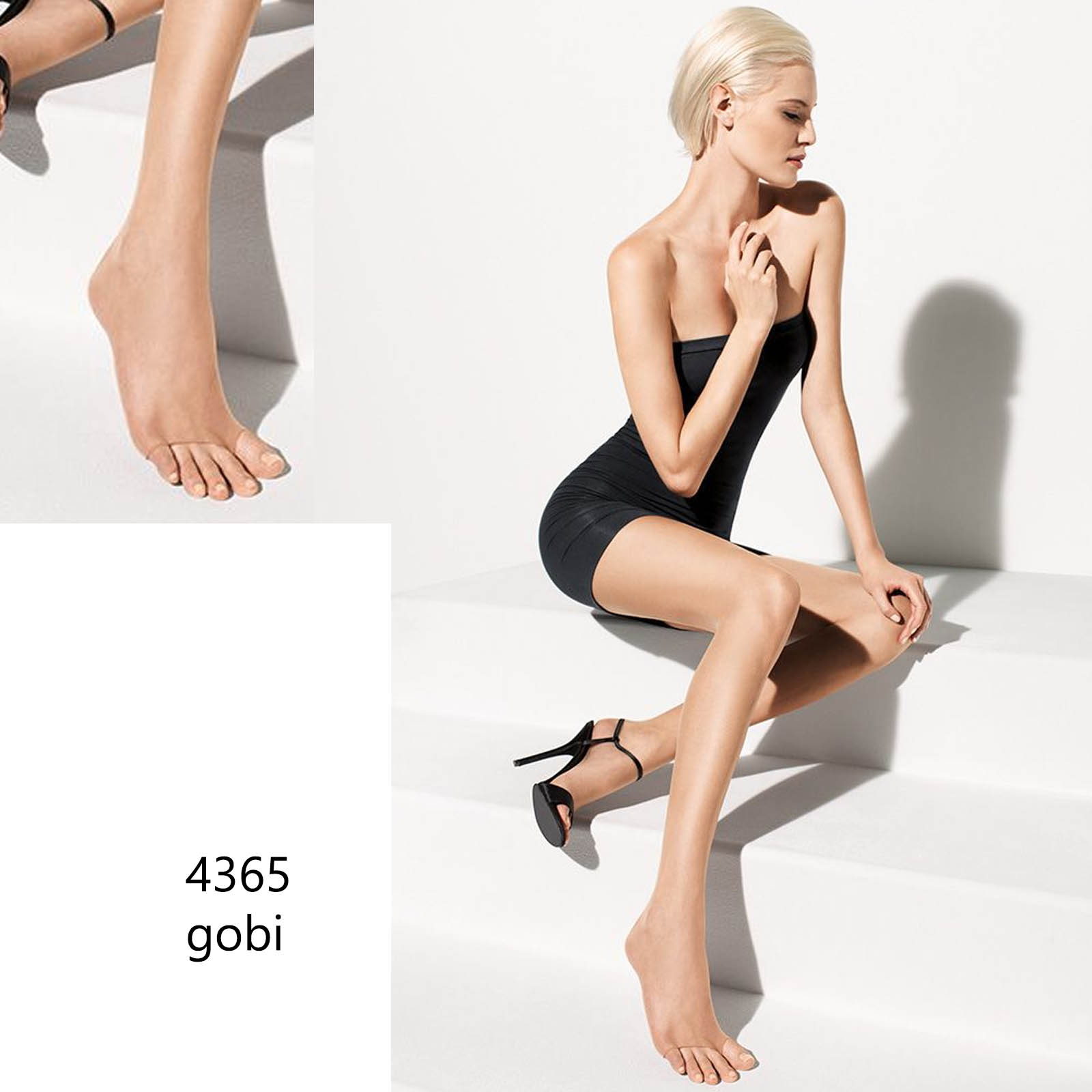 81d6da38c5a Wolford Luxe 9 Toeless Tights 17055 order online