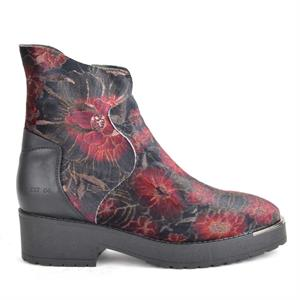 Red Rag Women Mid Boot 74018-430