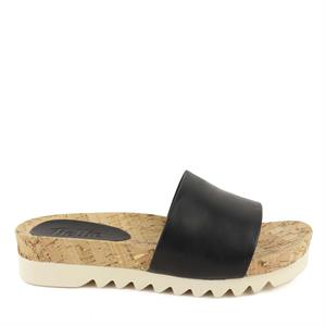 Rollie sandal wedge