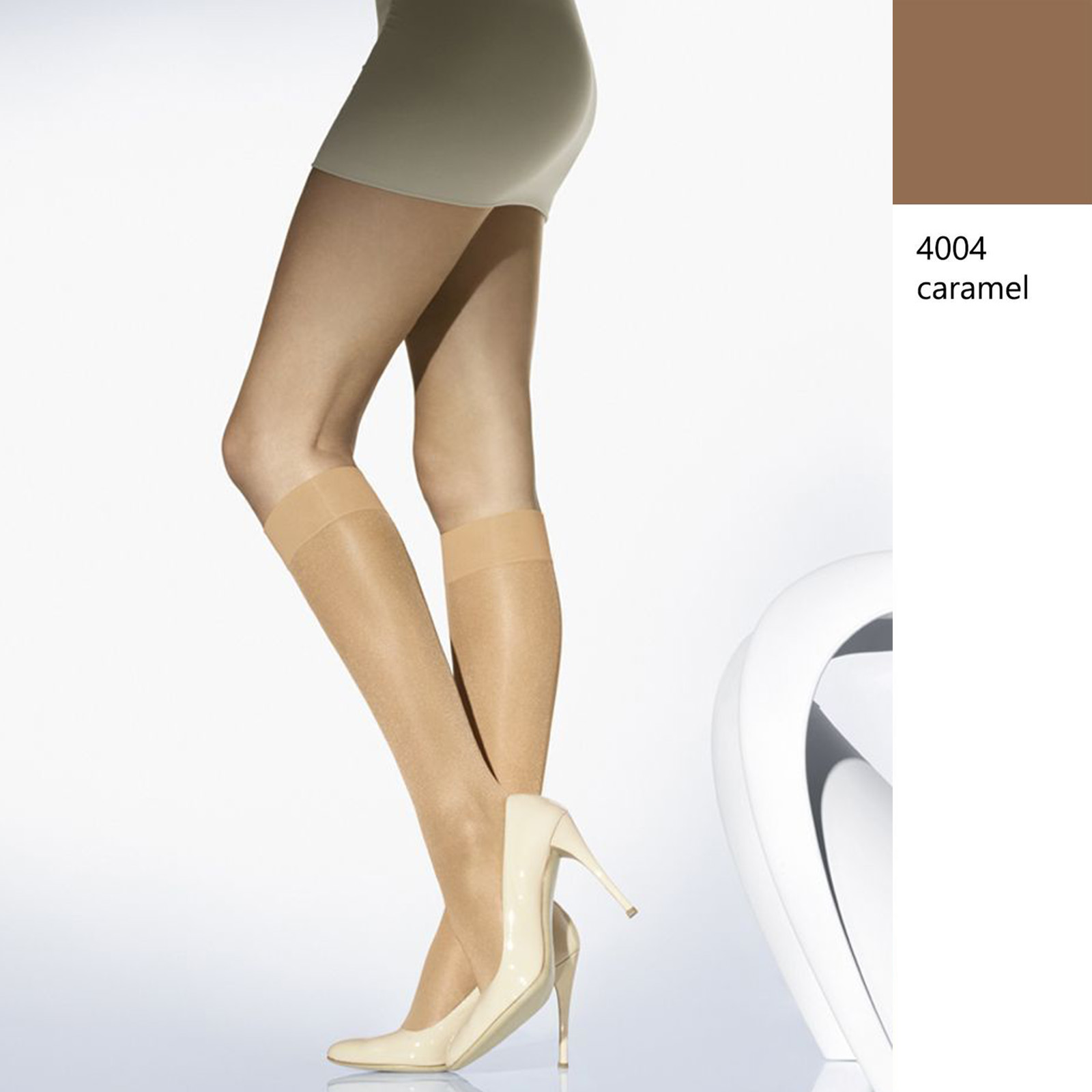 c25d83b47842a Wolford Satin Touch 20 Knee-Highs 31206 order online   Oxener Shoes
