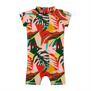 Shiwi girls fanipani playsuit 4602985684