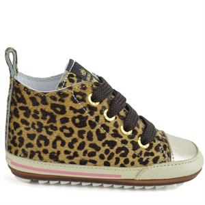Shoes Me BP7W004-A leopardo