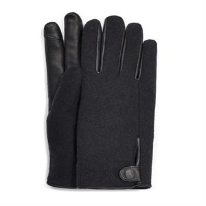 Ugg Snap Tab Fabric Tech Glove 18836 M