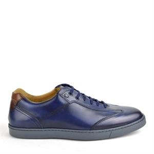 Van Bommel VB Casual DarkBlue Calf 16312/09