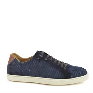 Van Bommel VB Casual DarkBlue Plait 14030/01