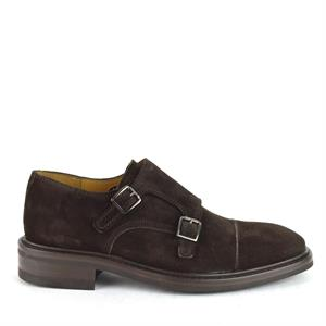 Van Bommel VB Casual DarkBrown Suede 12079/00