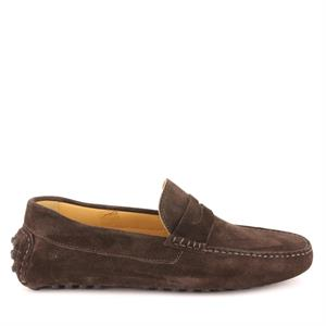 Van Bommel VB Casual DarkBrown Suede 15100/00