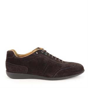 Van Bommel VB Casual DarkBrown Suede 16139/16