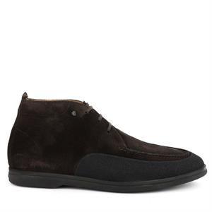 Van Bommel VB Casual DarkBrown Suede 20205/01