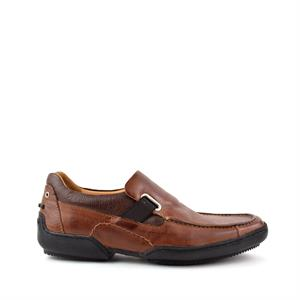 Van Bommel VB Casual MidBrown Buffel 12090/05