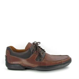 Van Bommel VB Casual MidBrown Buffel 13760/05