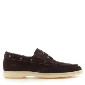 Van Bommel VB Casual SD DarkBrown Suede 18205/04
