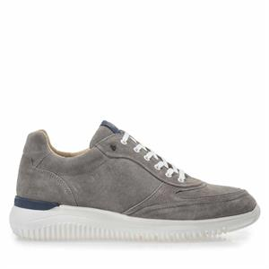 Van Bommel VB Casual SD Grey Suede 16302/09