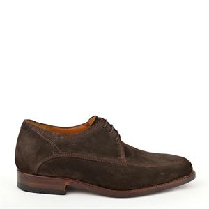 Van Bommel VB Classic DarkBrown Suede 13230/04