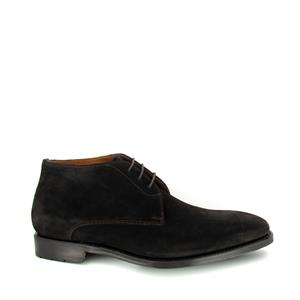 Van Bommel VB Dressed DarkBrown Suede 10650/02